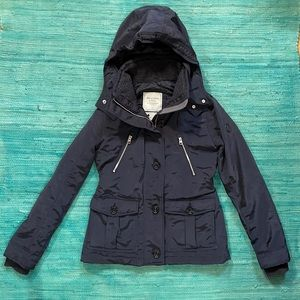 A&F Hard Shell Performance Jacket - all weather